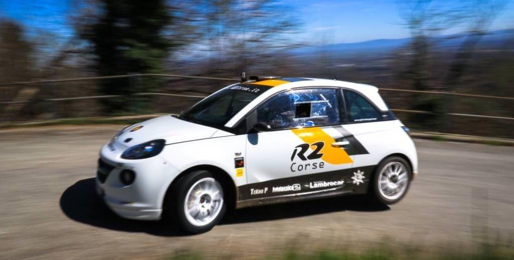 Opel Adam Test