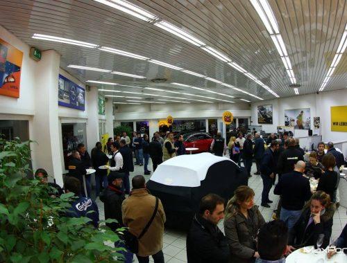 Presentazione Opel Adam 2