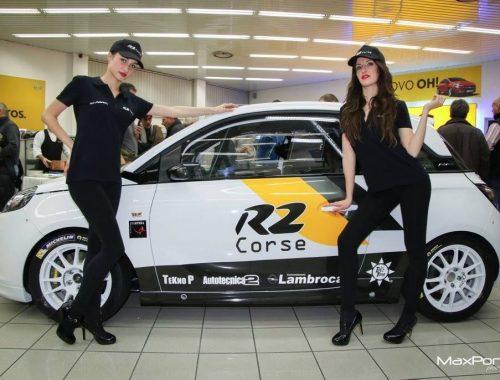 Presentazione Opel Adam 25