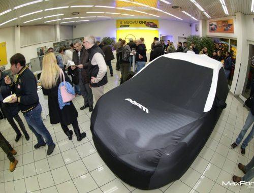 Presentazione Opel Adam 3