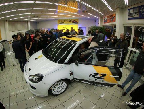 Presentazione Opel Adam 34