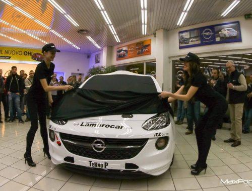 Presentazione Opel Adam 4