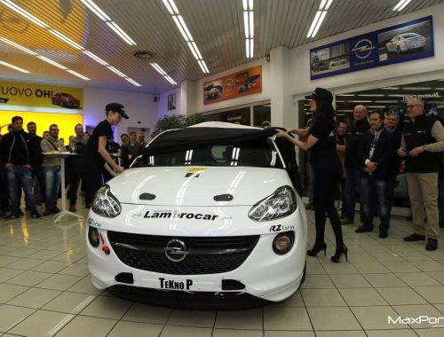 Presentazione Opel Adam 5