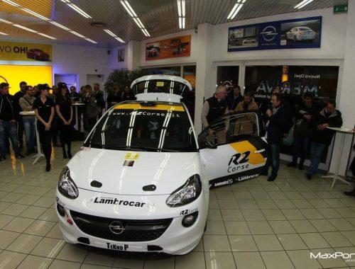 Presentazione Opel Adam 6