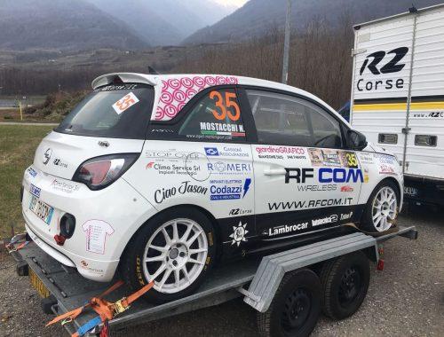 Rally del Pizzocchero 2018 4