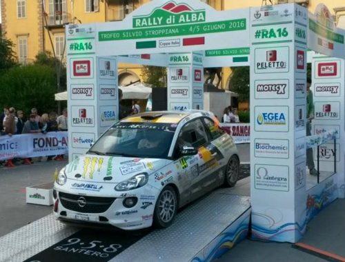 Rally di Alba 2016 1