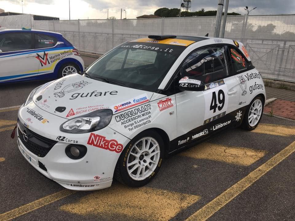 Rally Internazionale Lirenas 2017