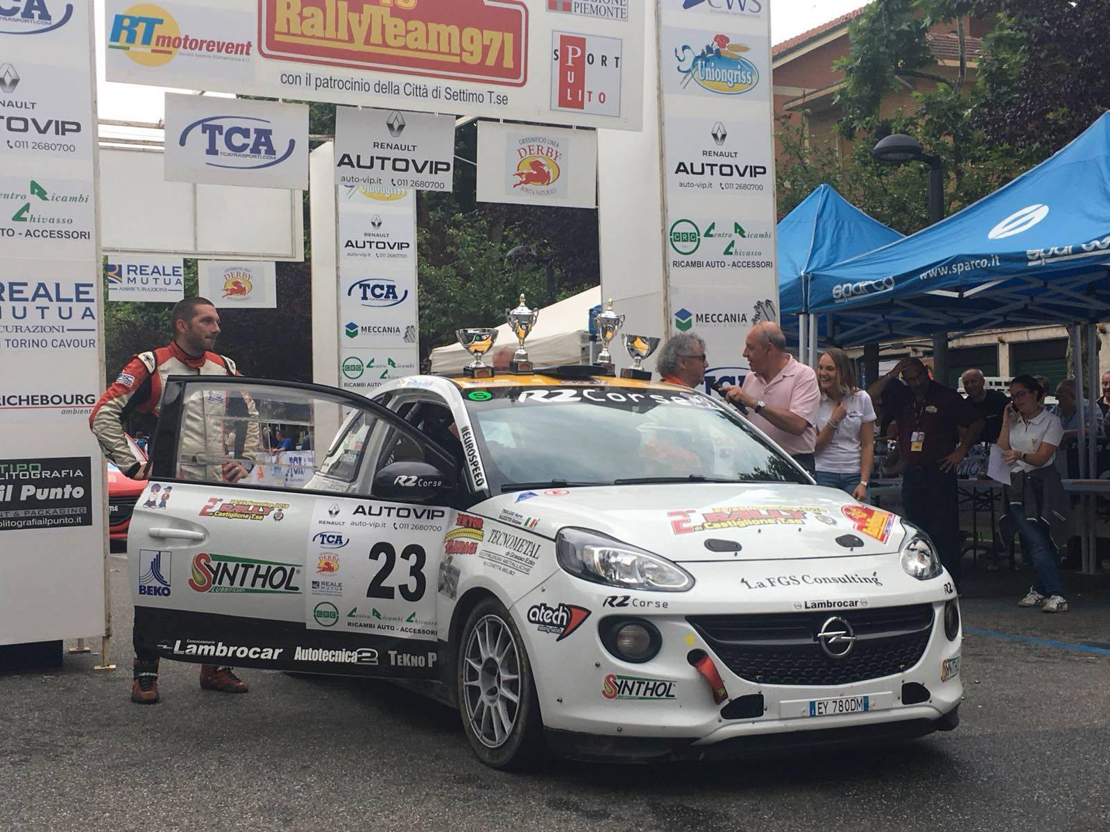 Rally Team 971 2018