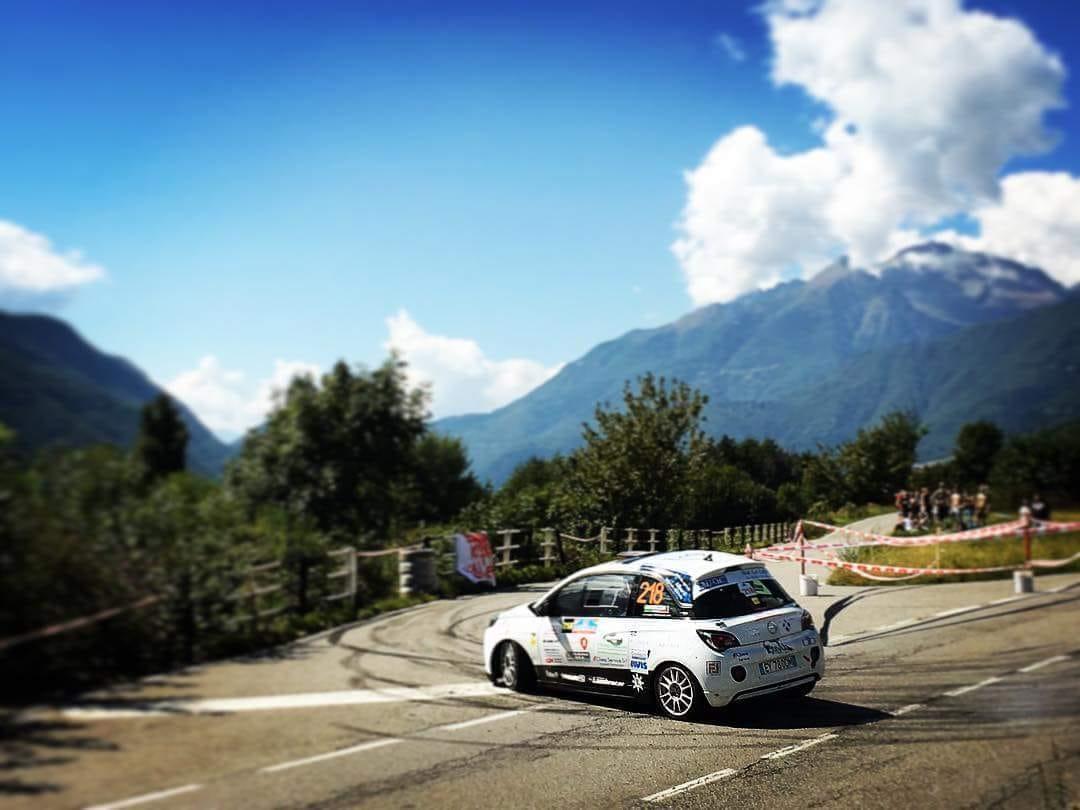 Un Trofeo Valtellina sfortunato per Gandossini-Mostacchi