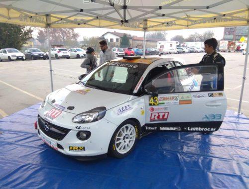 Rally di Castiglione Torinese 2018 2