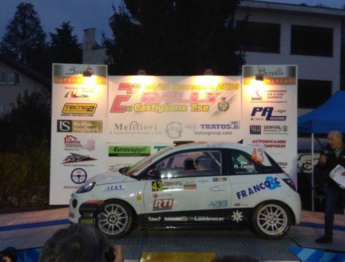 Rally di Castiglione Torinese 2018 8