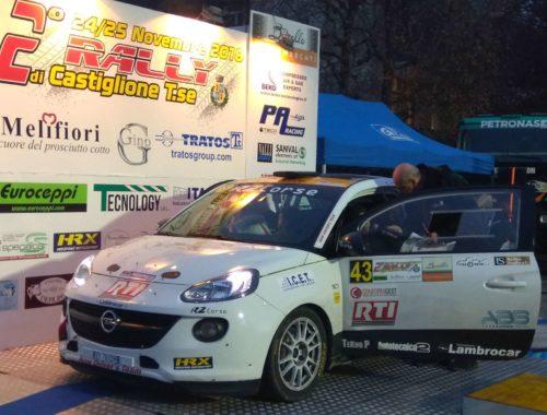 Rally di Castiglione Torinese